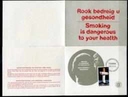 Bophuthatswana Mi# 55 First Day Card - Anti-smoking, Health - Bophuthatswana