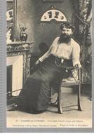 CPA Thaon Les Vosges (88) Madame Delait Dans Son Salon - Thaon Les Vosges