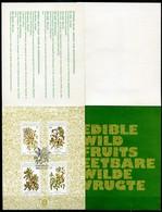 Bophuthatswana Mi# 56-9 First Day Card - Flora Fruits - Bophuthatswana