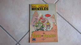 LES PIEDS NICKELES N°29 LES  PIEDS NICKELES AU TOUR DE FRANCE - Pieds Nickelés, Les