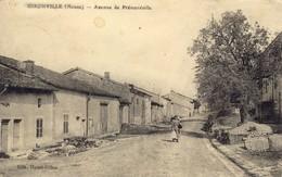 55)     GIRONVILLE    -  Avenue De    Frémeréville - Other Municipalities