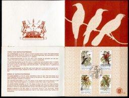 Bophuthatswana Mi# 60-3 First Day Card - Fauna Birds - Bophuthatswana