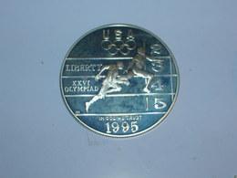 ESTADOS UNIDOS/USA 1 DOLAR 1995 P, OLIMPIADAS, PROOF, KM 264 (5788) - Federal Issues