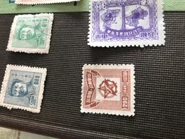 CINA RIVOLUZIONE SOCIALISTA 1 VALORE - Stamps