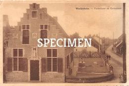 Vierschaar En Kerkstraat - Wachtebeke - Wachtebeke