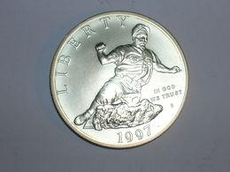 ESTADOS UNIDOS/USA 1 DOLAR 1997 S, SIN CIRCULAR, KM 279 (5819) - Federal Issues