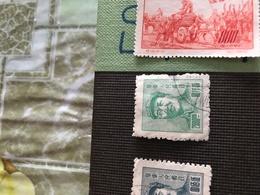 CINA MAO Verde 1 VALORE - Stamps