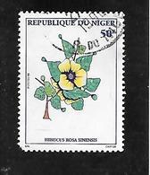 TIMBRE OBLITERE DU NIGER DE 1998 N° MICHEL 1482 - Niger (1960-...)