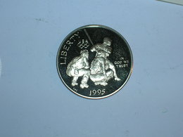 ESTADOS UNIDOS/USA 1/2 DOLAR 1995 S, OLIMPIADAS, PROOF, KM 262 (5797) - Federal Issues