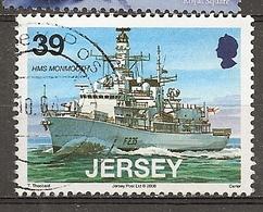 Jersey 2008 Warship Obl - Jersey