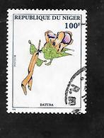 TIMBRE OBLITERE DU NIGER DE 1998 N° MICHEL 1483 - Niger (1960-...)