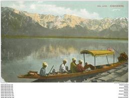 INDE. Dal Lake Kashmere (dédaut Coin Gauche)... - India