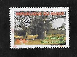 TIMBRE OBLITERE DU NIGER DE 2010 N° MICHEL 2012 - Niger (1960-...)