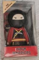 Figurine NINJA WARRIORS YUJI Le COURAGEUX  Figurine Neuve Emballage D'Origine ( Rare A La Vente ) - Sin Clasificación