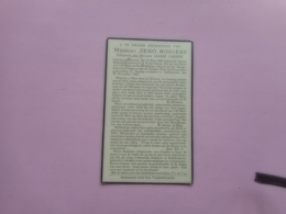 D.P.-JOZEF DE CLERCQ °NAZARETH 31-8-1909+DE PINTE 3-5-1942 - Godsdienst & Esoterisme