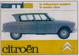 AMI 6 Citroën - Passenger Cars
