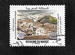 TIMBRE OBLITERE DU MAROC DE 2010 N° MICHEL1679 - Morocco (1956-...)