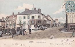 60-CREIL RUE GAMBETTA - Creil