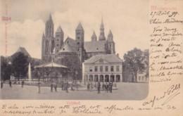 Maastricht Vrijthof  Circulée En 1899 !!!! - Maastricht