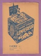 RARISSIME : PROTEGE CAHIER SAVON CITRON LEMPEREUR - ESCAUDAIN Près DENAIN - Book Covers