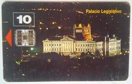 10 Units Palacio Legislativo - Uruguay