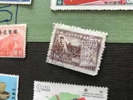 CINA LUNGA MARCIA  1 VALORE - Stamps