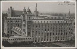 Sint-Ursula-Instituut, Onze-Lieve-Vrouw-Waver, C.1930 - Foto Briefkaart - Sint-Katelijne-Waver
