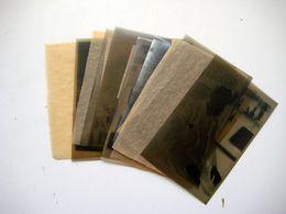 11 Grote Negatieven Van James Ensor. 4 Stuks (8.5 X 11.5) En 7 Stuks (6 X 8.5) Oostende - Ostende. Zie Ook Antony - Photographie