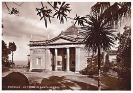 ACIREALE - CATANIA - LE TERME DI SANTA VENERA - 1935 - Acireale