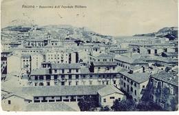 ANCONA PANORAMA DALL OSPEDALE MILITARE - Ancona