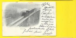 LANGRES Le Train à Crémaillère (Tallon Mongin) Haute Marne (52) - Langres
