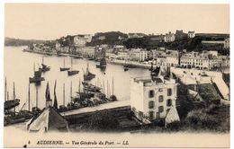 Audierne : Vue Générale Du Port  LL4 - Audierne