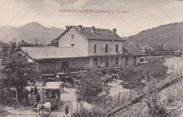 34-LAMALOU LES BAINS LA GARE - Lamalou Les Bains