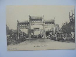 PEKIN - China