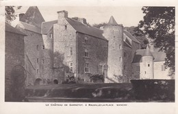 50, Rauville La Place, Le Château De Garnetot - France
