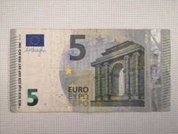 5 Euro N016F4 From Circulation - 5 Euro