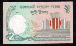 BANGLADESH  P6Cp   2   TAKA   2012     UNC. - Bangladesh