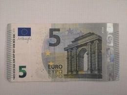5 Euro N015J5 From Circulation - 5 Euro