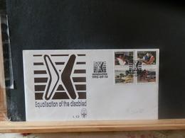 A13/079  FDC   1992 - Namibia (1990- ...)