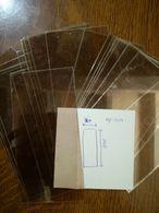 1x Plaque 70/100 Mica Membrane Rondelle Clair Gramophone Phonographe Reproducteur Pathé - 78 Rpm - Schellackplatten