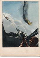 ARMA AERONAUTICA - ........MUSSOLINI - 1 - NON VIAGGIATA - 1939-1945: 2. Weltkrieg