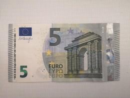 5 Euro N006I4 From Circulation - 5 Euro