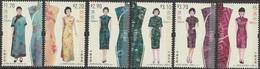 HONG-KONG 1931/36 Costumes, Mode, Robe, Tunique, Soie - Kostüme