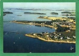 56 Port - Navalo - La Pointe De Bilgroix Et Les Iles Du Golfe CPM Glacé Impeccable  EDIT  JOS N° V.867 - Andere Gemeenten