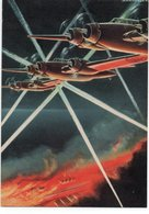 ARMA AERONAUTICA  -.............MUSSOLINI - 8 - NON VIAGGIATA - 1939-1945: 2. Weltkrieg