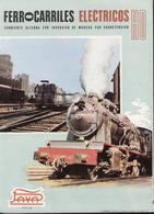 Catalogue PAYA 1971 Ferrocarriles Electricos HO Corriente Alterna Inversion De Marcha Por Sobretension - En Espagnol - Boeken En Tijdschriften