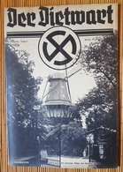 Der Dietwart, 1. Jahrgang Folge 6, 20.7.1935 - German