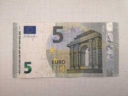 5 Euro V007F4/VA9992 From Circulation - 5 Euro