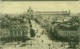 BELGIUM - ANVERS -VUE PANORAMIQUE DE L'AVENUE DE KEYSER - 1900s (BG8299) - Antwerpen
