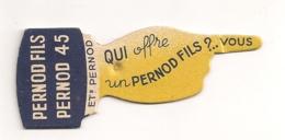 TOUPIE DE COMPTOIR / OBJET PUB  / PERNOD FILS PERNOD 45 C350 - Other Collections